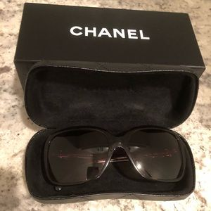 Chanel Bow Sunglasses 5171 in Tortoise